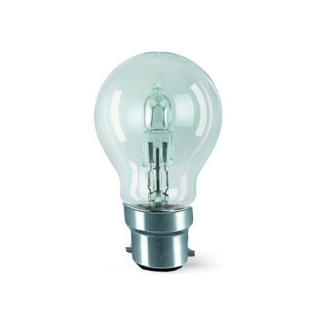 Ampoule Halogene Eco B22 42W=60W