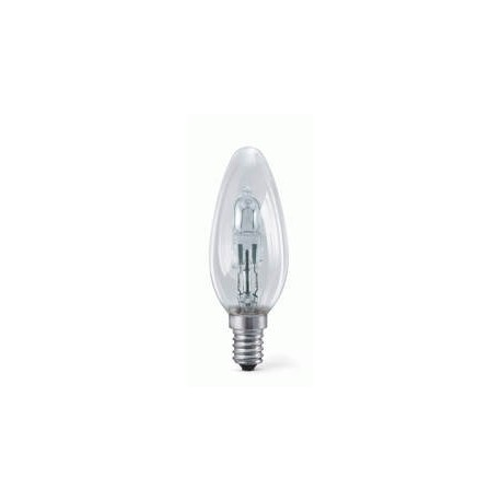 Ampoule Halogene Eco E14 Flamme 42W=60W