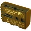 Batterie pour SONY NP-FM500H 7.4V Li-Ion 1800mAh
