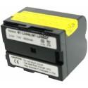 Batterie pour BT-L244S Black 7.4V Li-Ion 3000mAh