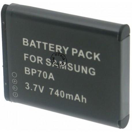 Batterie pour SAMSUNG BP-70A 3.7V Li-Ion 800mAh