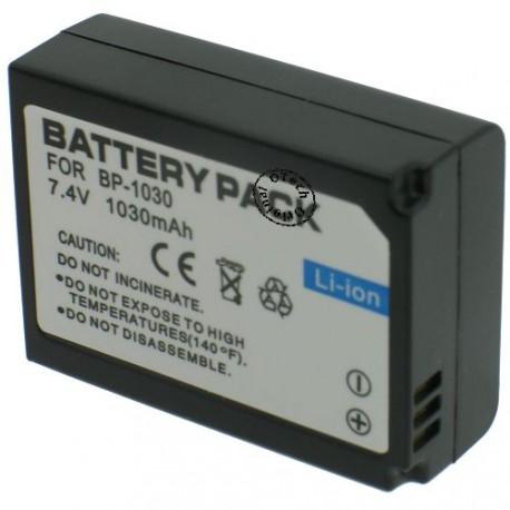 Batterie pour SAMSUNG BP-1300 7.4V Li-Ion 1300mAh