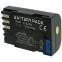 Batterie pour PENTAX D-LI90 7.4V Li-Ion 1860mAh