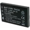 Batterie pour FUJIFILM NP-60 / CAS NP-30 3.7V 1400mAh