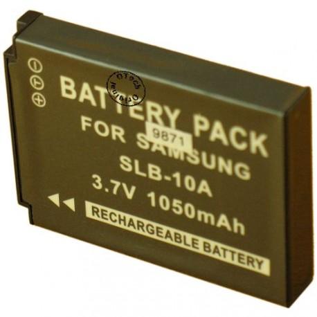 Batterie pour SAMSUNG SLB-10A 3.7V Li-Ion 1090mAh