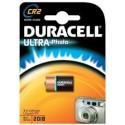 Pile photo CR2 3V DURACELL Ultra Photo