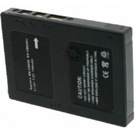 Batterie pour BN-VM200 Dark Grey 7.2V Li-Ion 800mAh