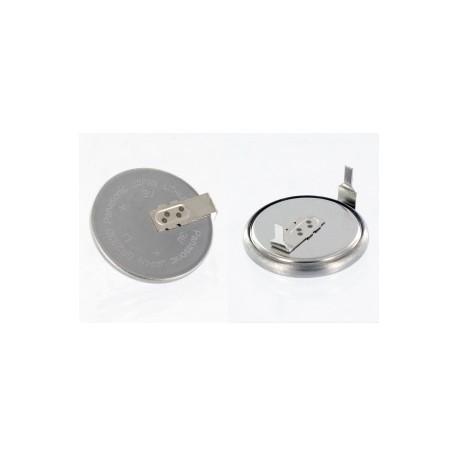 Pile bouton BR2330A à picots Lithium PANASONIC