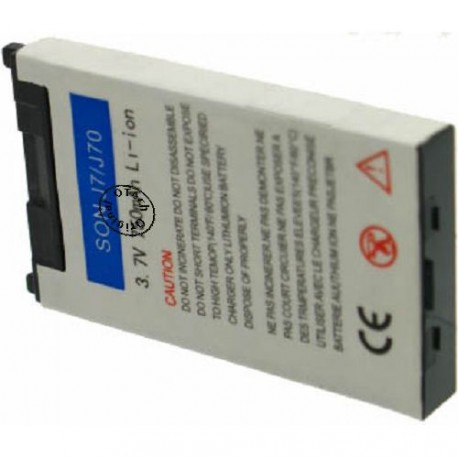 Batterie pour SONY J7 / J70 3.7V Li-Ion 750mAh