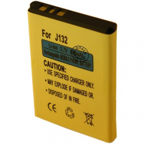 Batterie pour SONY J13 / BST-42 3.7V Li-Ion 600mAh
