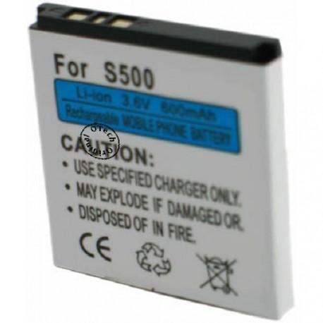 Batterie pour SONY S500 3.7V Li-Ion 950mAh