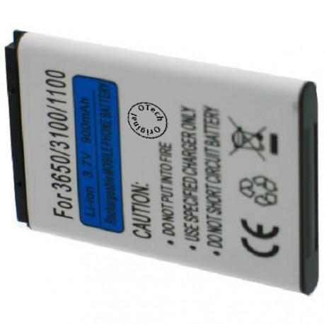 Batterie pour NOKIA BL-5C / 3100 3.7V Li-Ion 1000mAh