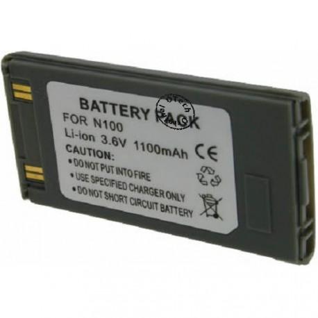 Batterie pour SAMSUNG N100 / N188 3.6V Li-Ion 1200mAh
