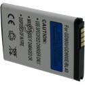 Batterie pour LG GD900 / GD900E / BL40 3.7V Li-Ion 600mAh